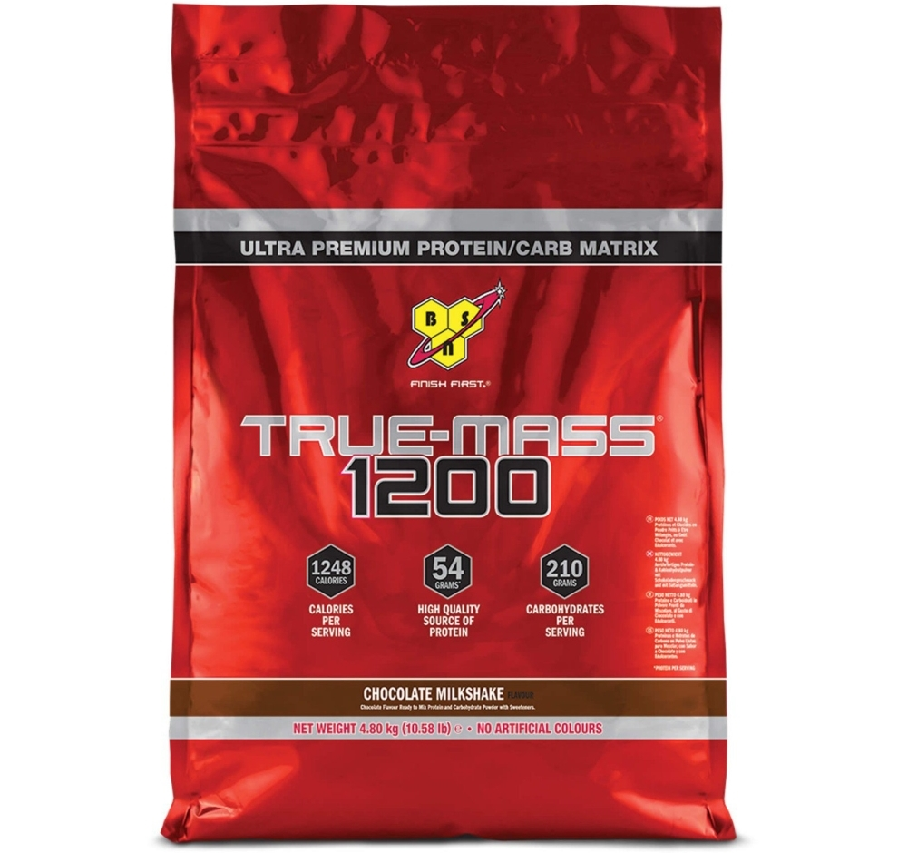 BSN • True Mass 1200 Weight Gainer • 4650 гр.