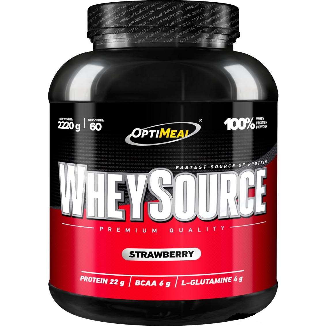 OptiMeal • Whey Source • 2220 гр.