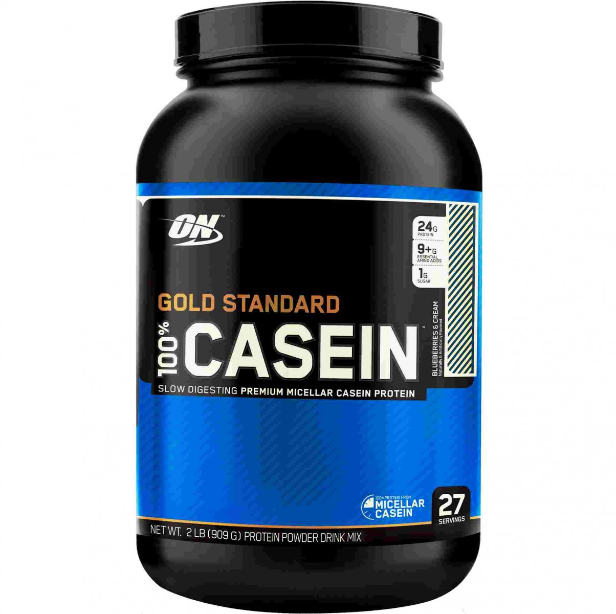 Optimum Nutrition • 100% Casein Protein • 2lbs/908г