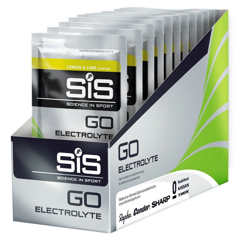 SiS • GO Electrolyte Powder • 18*40 г