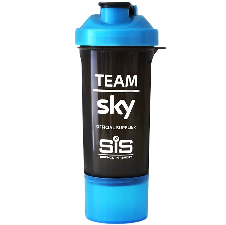 SiS • Team Sky Smart Shaker Blue-Black • 400ml