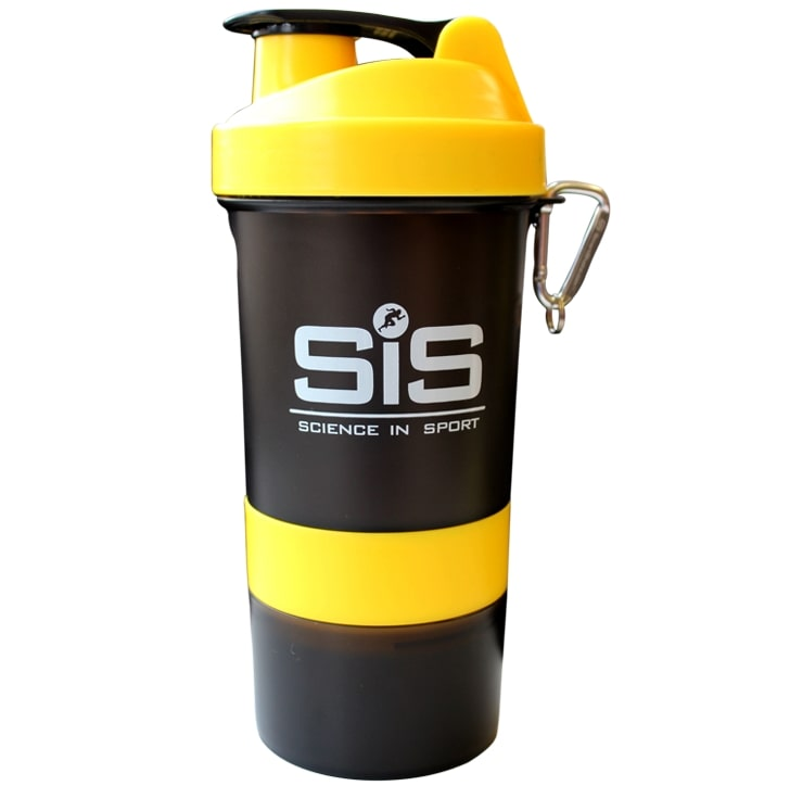 SiS • Smart Shaker Yellow-Black • 600ml