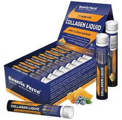 Genetic Force • Collagen Liquid • 30x25 мл.