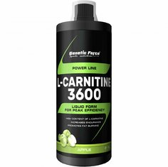 Genetic Force • L-Carnitine 3600 • 1000 мл.