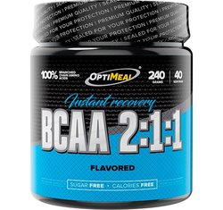 OptiMeal • BCAA Instant recovery • 240 гр.
