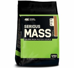 Optimum Nutrition • Serious Mass • 12 lb (5455 г)