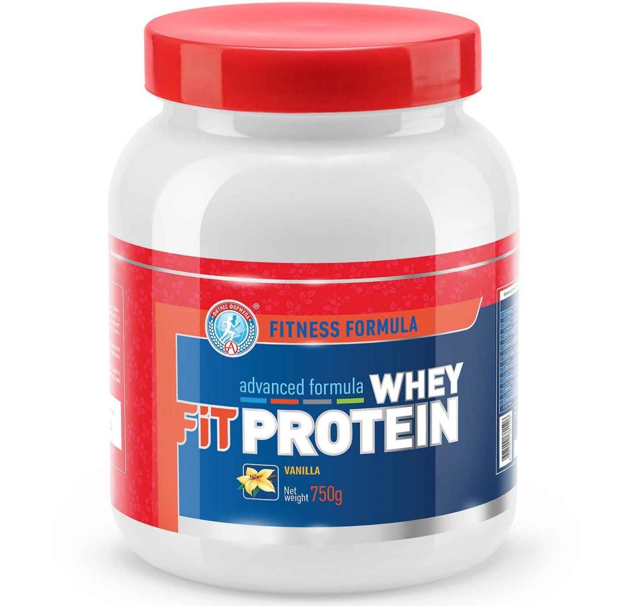 Академия-Т • Fit whey protein • 750 г