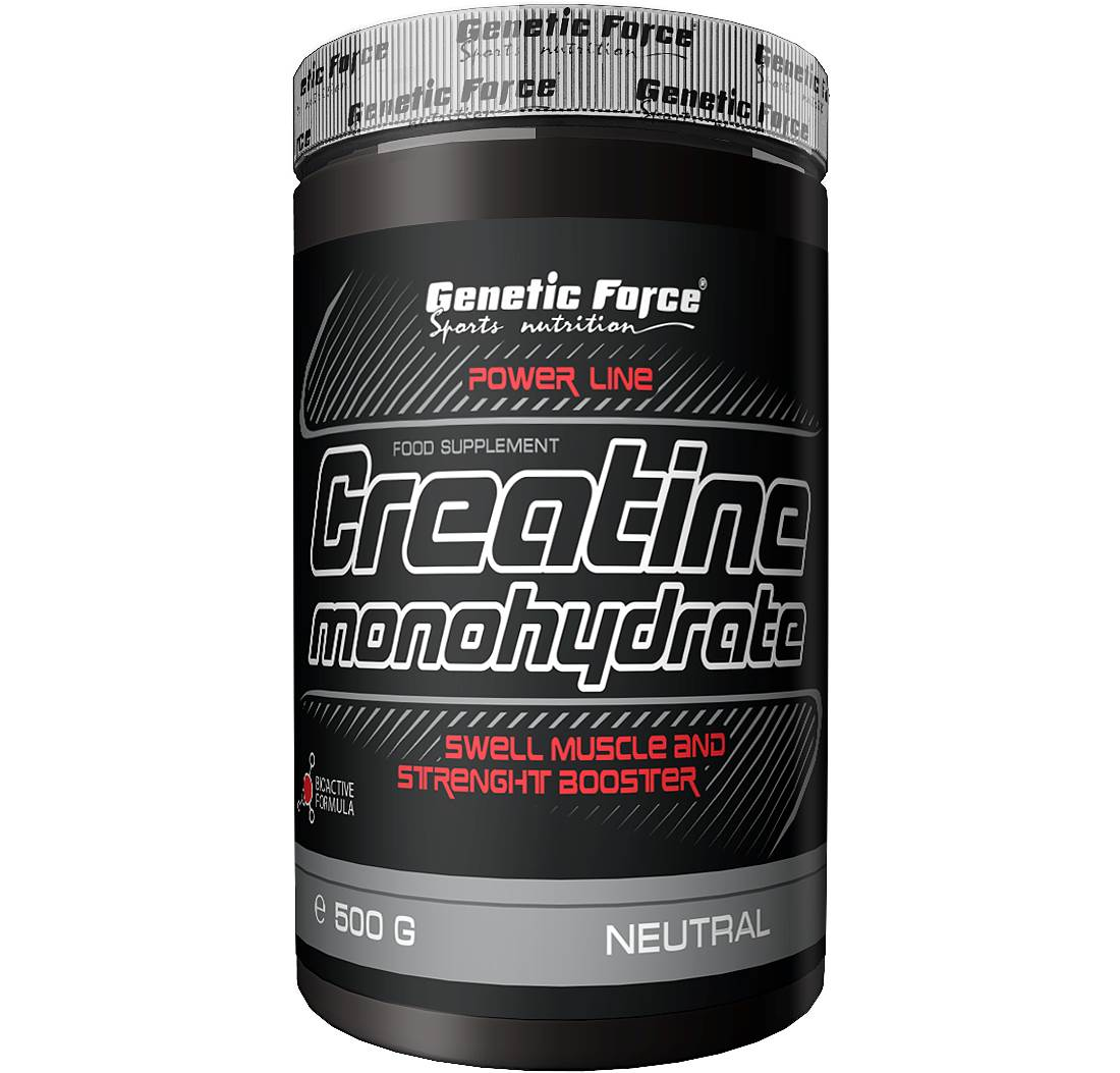 Genetic Force • Creatine Monohydrate • 500 гр.