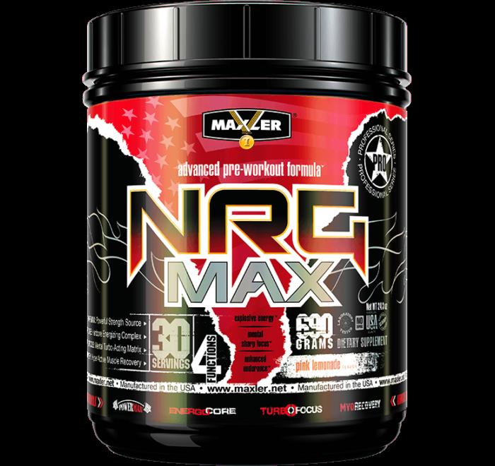 MAXLER • NRG Max • 690 gr.