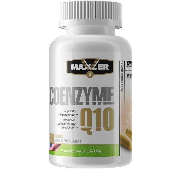 MAXLER • Coenzyme Q10 • 90 caps