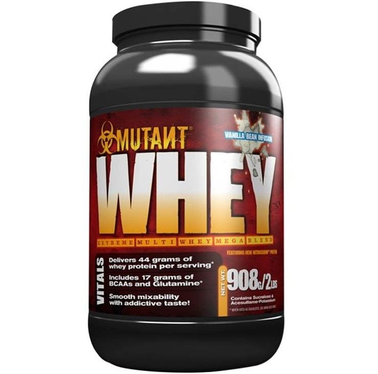 Mutant Whey • (2 lbs / 908 г)