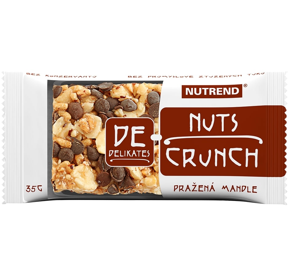 Nutrend • DeNuts Crunch • 35g