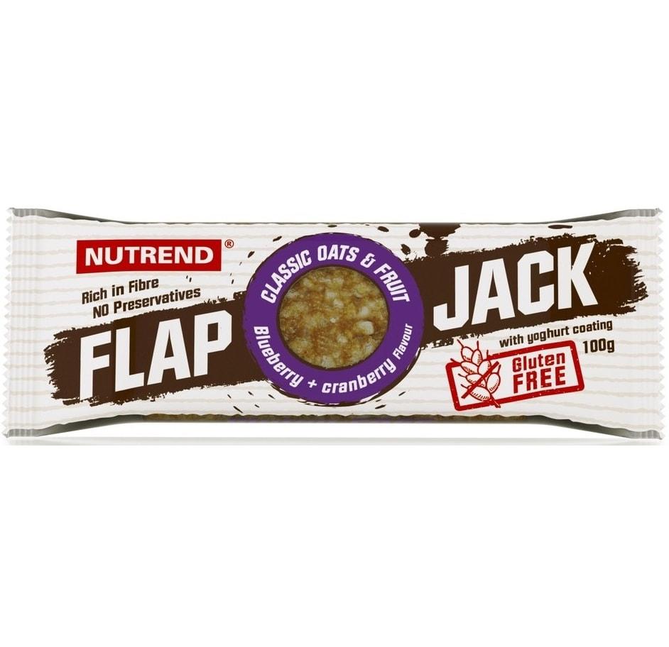 Nutrend • FlapJack GLUTEN FREE • 100g
