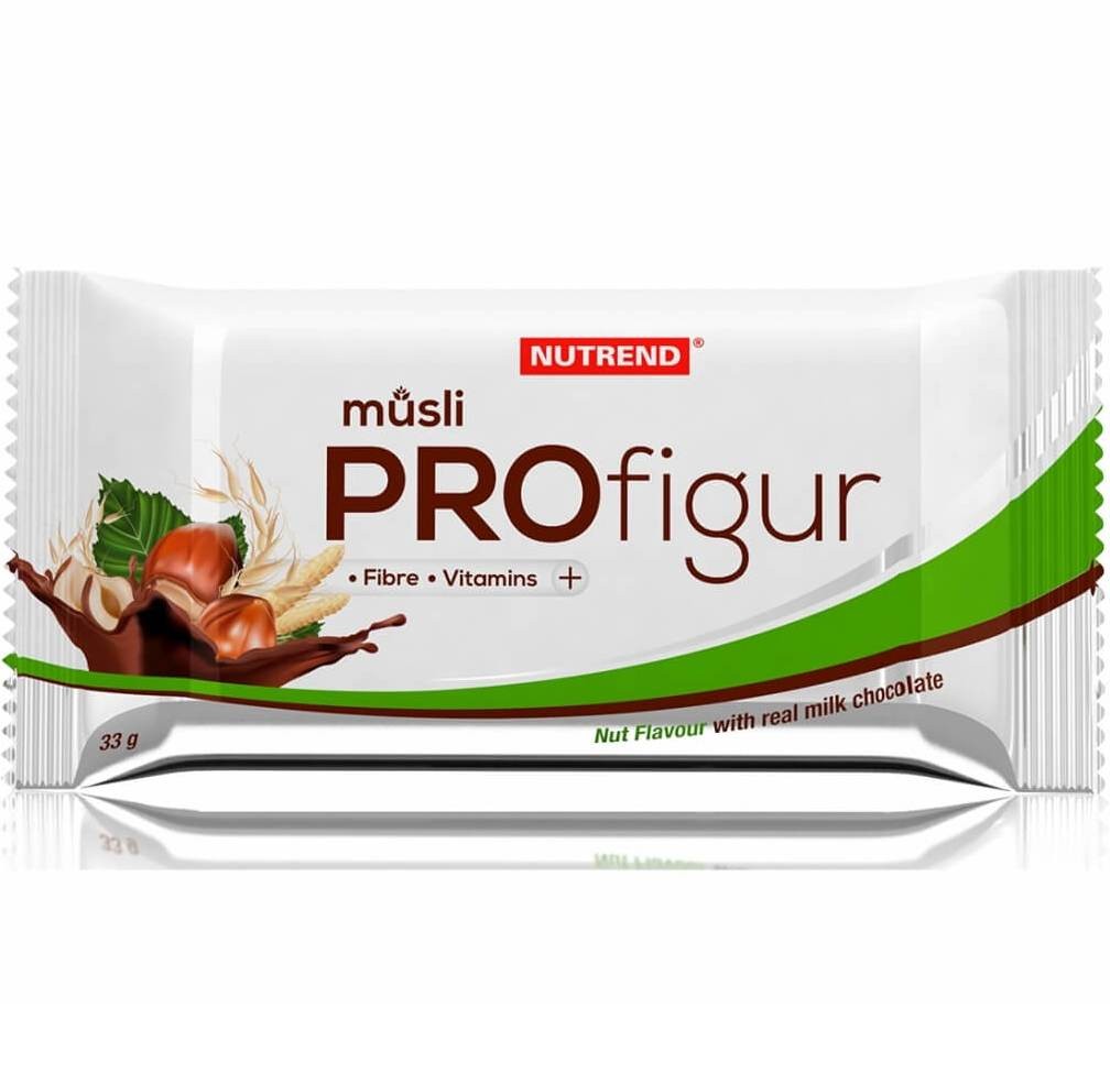 Nutrend • ProFiqur Musli • 33g