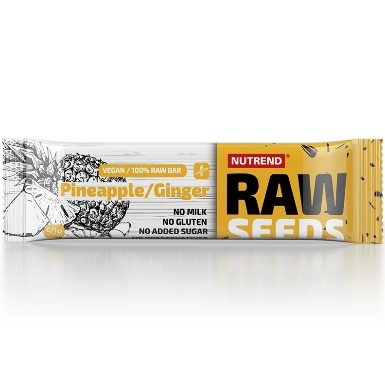 Nutrend • Raw Seeds Bar • 50g