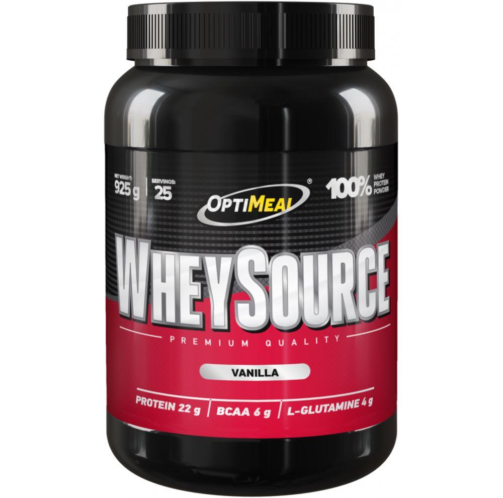 OptiMeal • Whey Source • 900 гр.