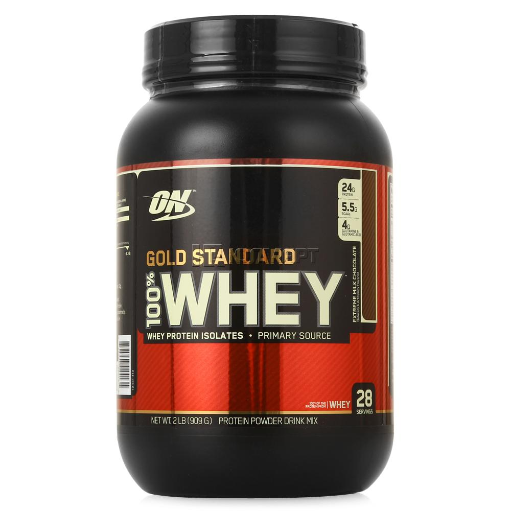 Optimum Nutrition • 100% Gold Standard Whey • 910 гр.