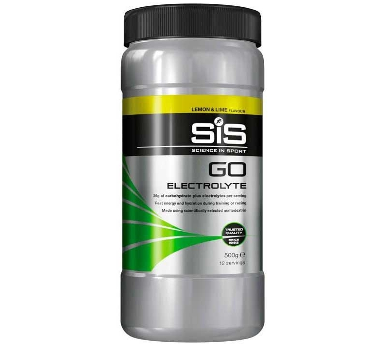 SiS • GO Electrolyte Powder • 500 г