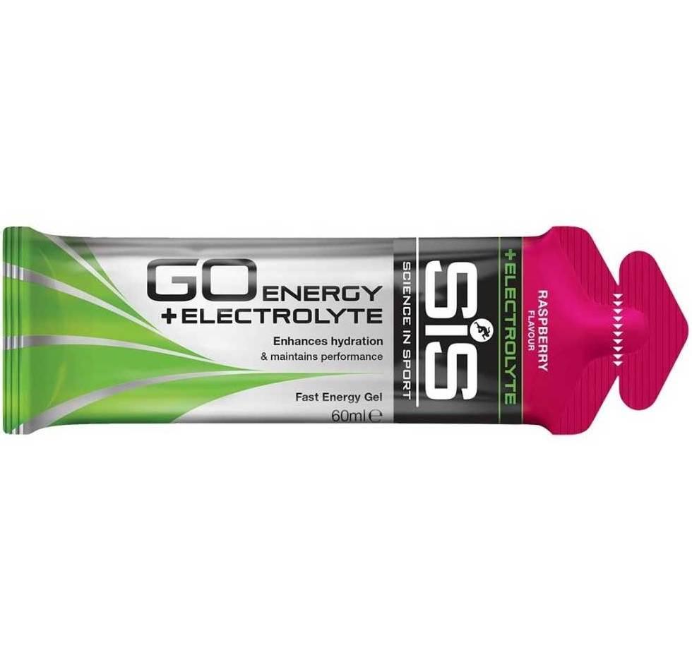 SiS • GO Energy + Electrolyte Gel • 60 мл
