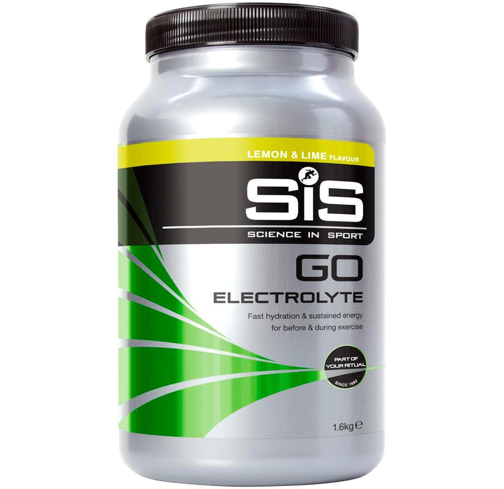 SiS • GO Electrolyte Powder • 1600 г