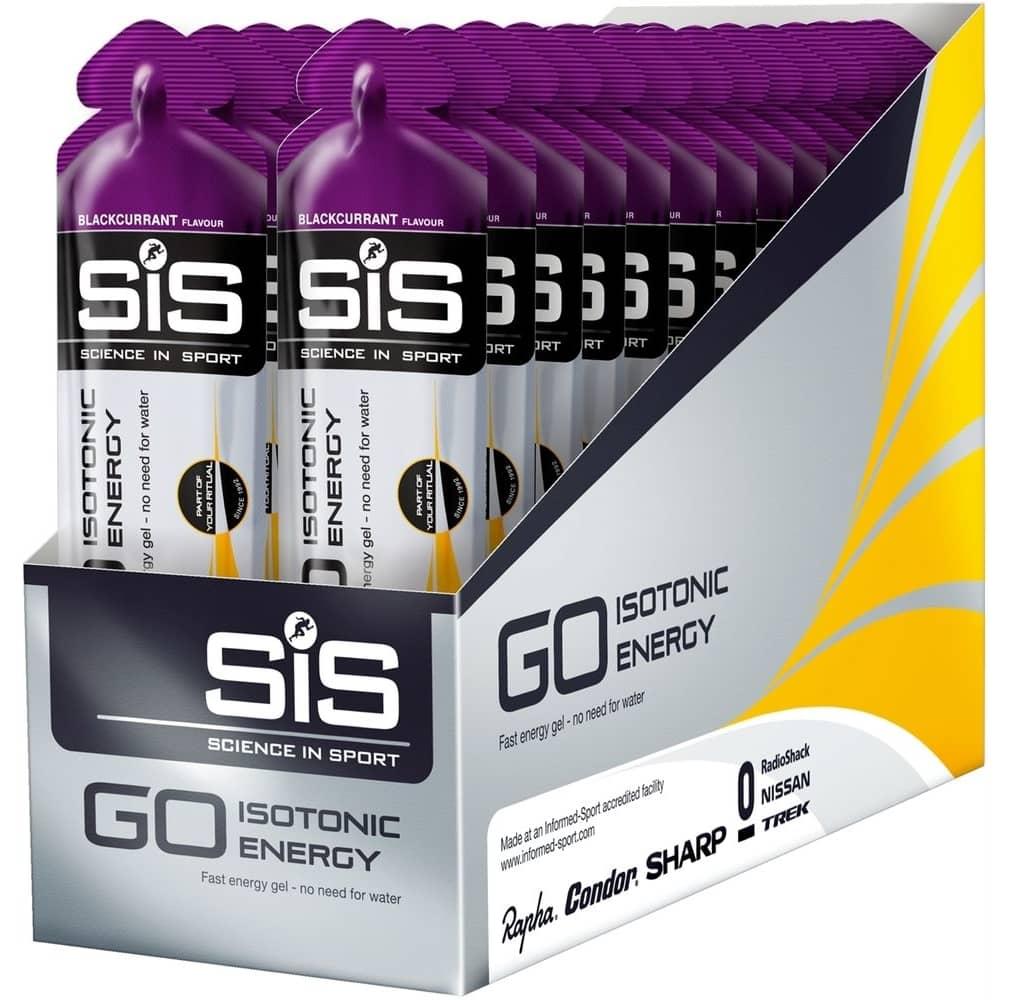 SiS • Go Isotonic Energy Gel • 30*60 мл