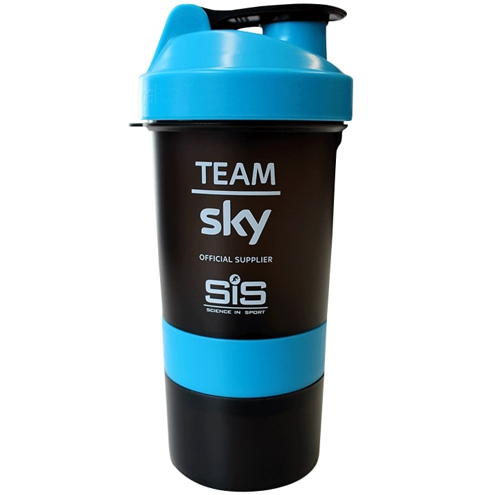 SiS • Team Sky Smart Shaker Blue-Black • 600ml