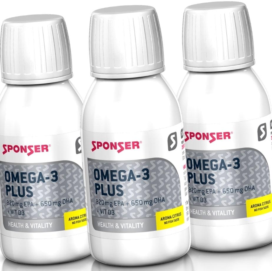 Sponser • OMEGA-3 PLUS • 150 мл.