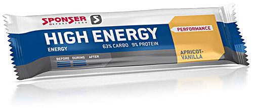 Sponser • High Energy Bar (Хай Енерджи Бар) 30x45 гр.