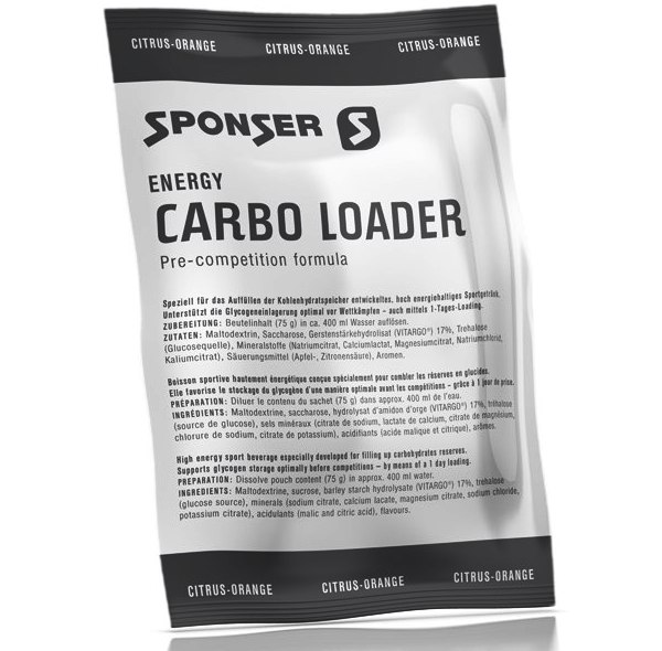 Sponser • Carbo Loader • 15х75 гр.