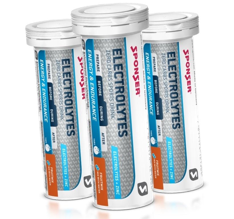 Sponser • Electrolytes • 10 табл.