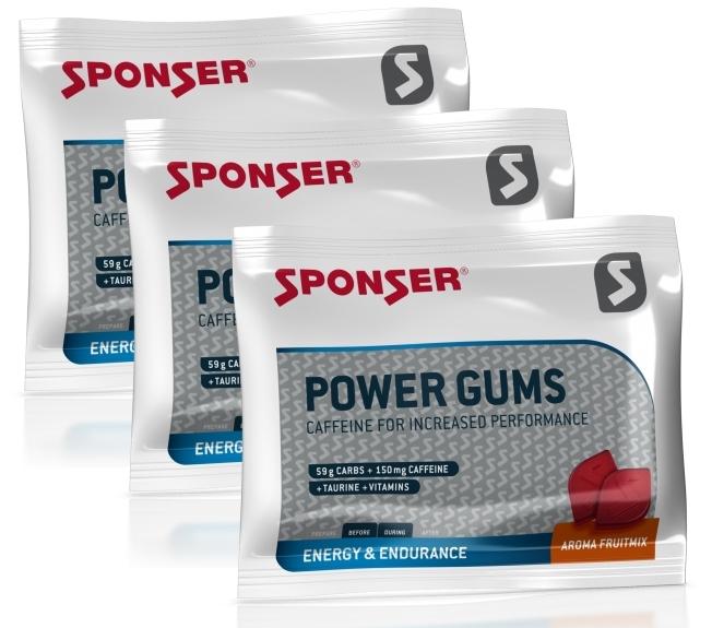 Sponser • Power Gums • 20x75гр.