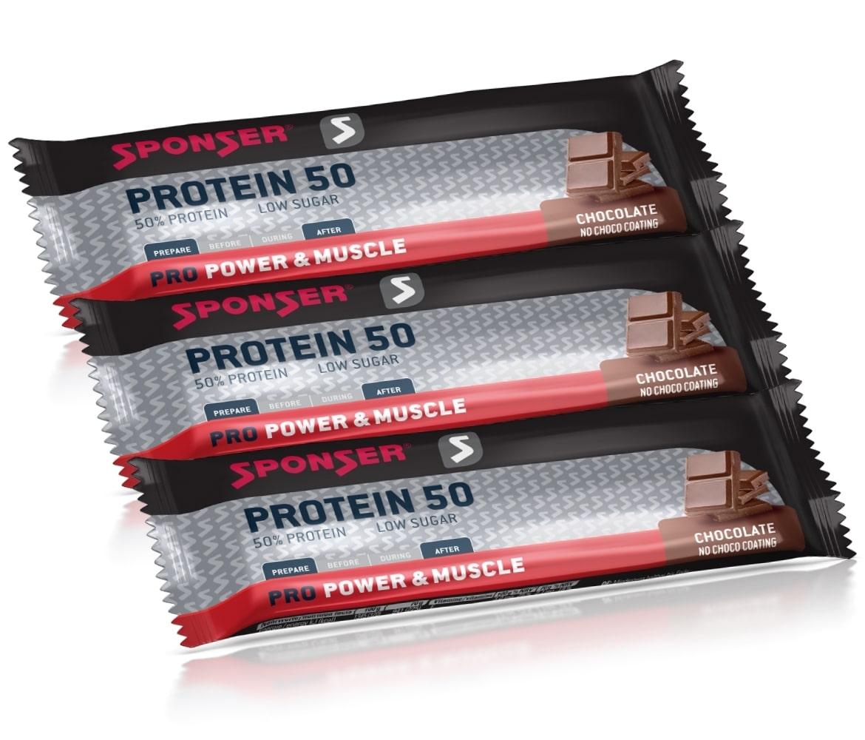 Sponser • Protein Bar 50 • 20x70 гр.