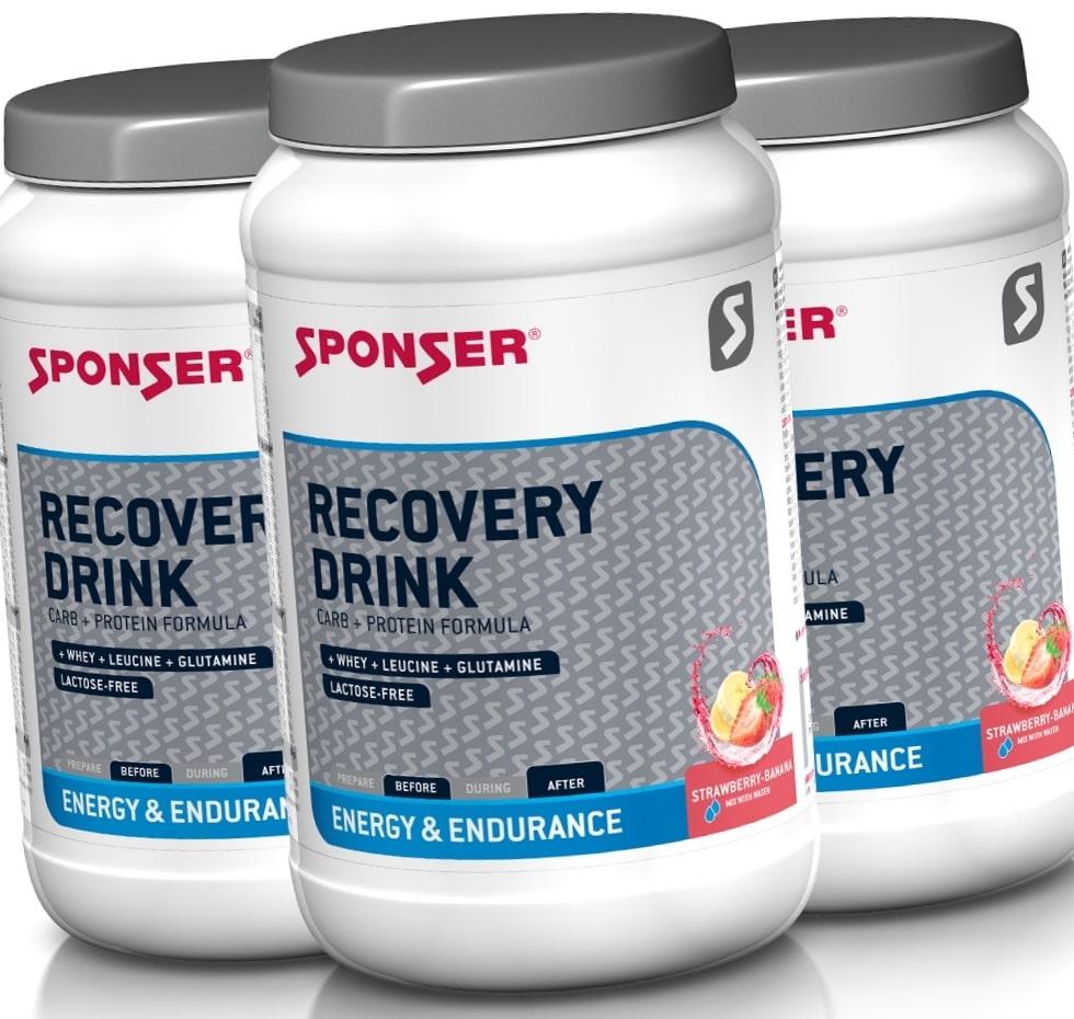 Sponser • Recovery Drink • 1200 гр.