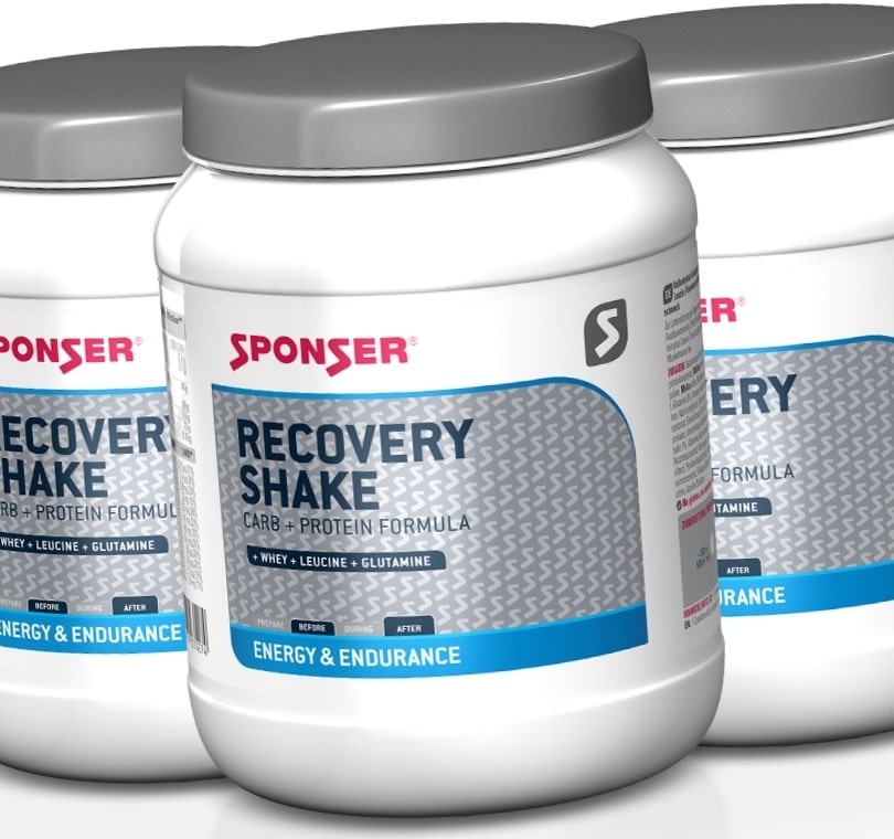 Sponser • Recovery Shake • 900 гр.