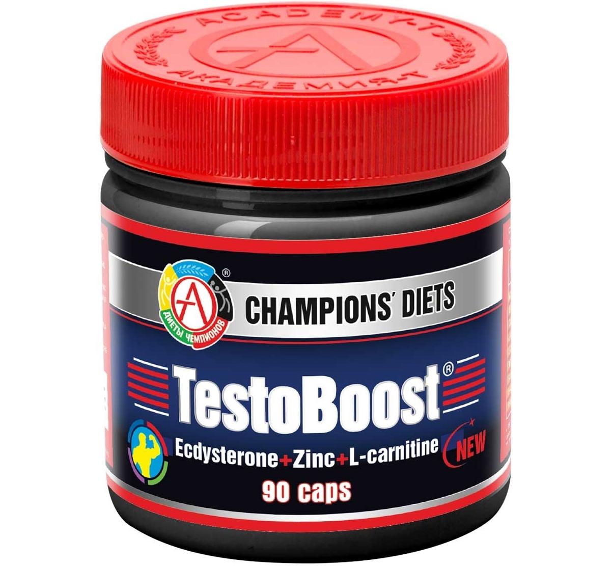 АКАДЕМИЯ-Т • TestoBoost® • 90 капс