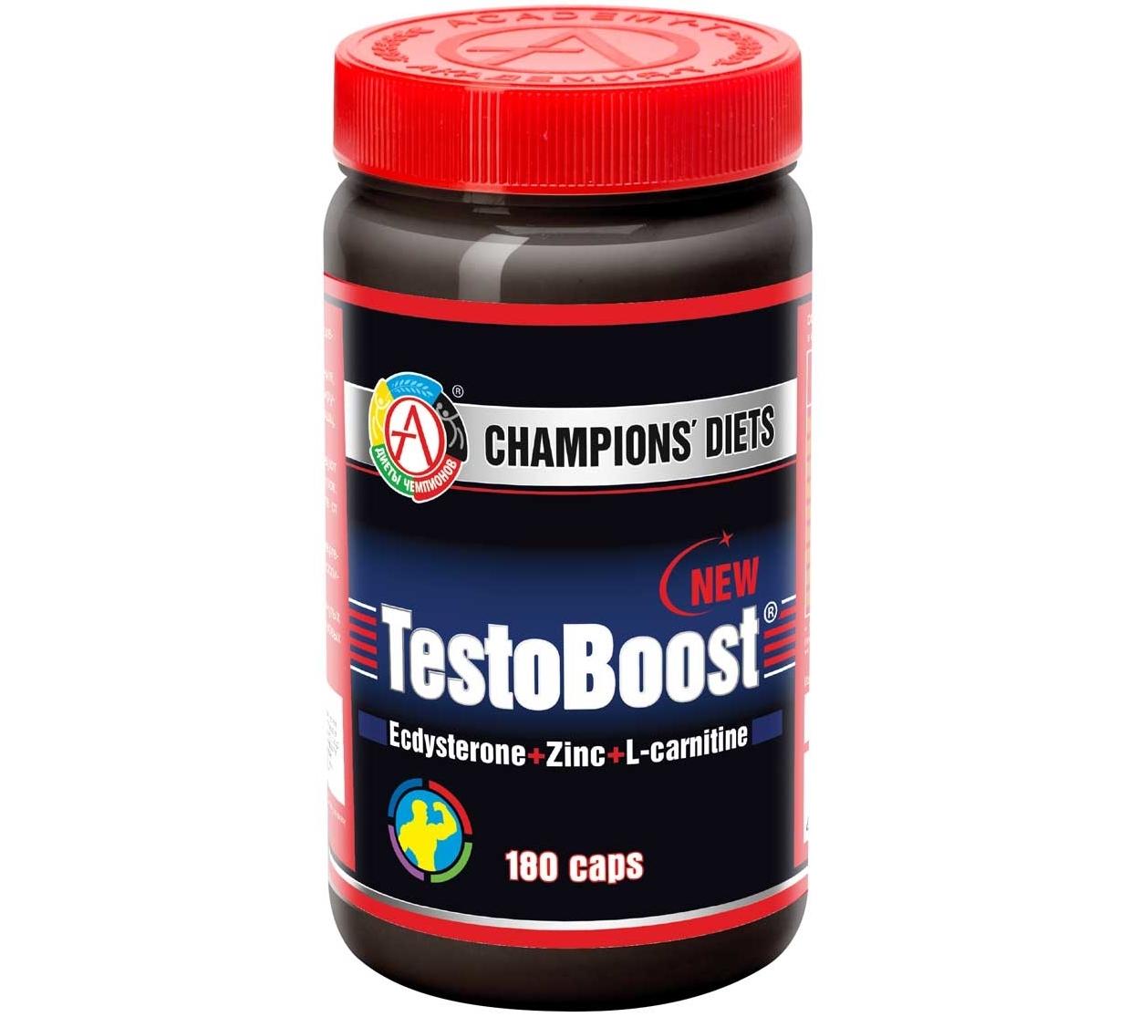 АКАДЕМИЯ-Т • TestoBoost® • 180 капс