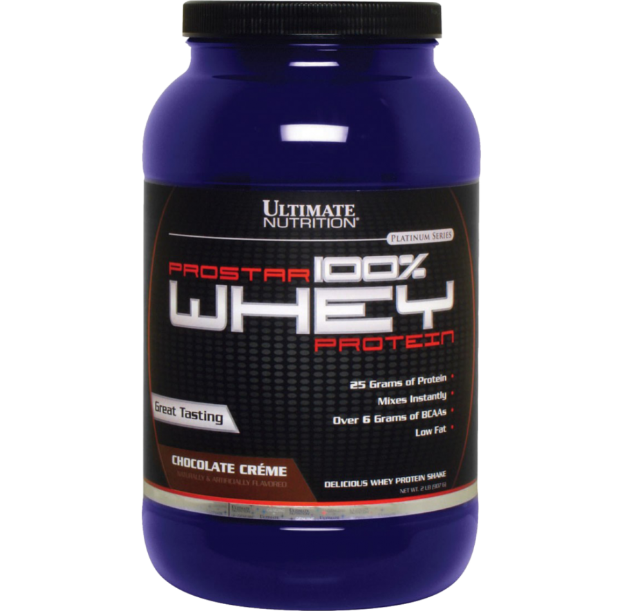 Ultimate • Prostar 100% Whey Protein • 2lbs/908г