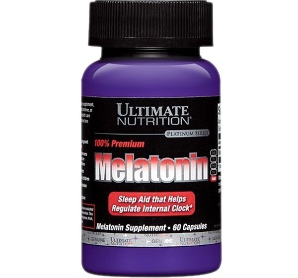 Ultimate • Melatonin Caps • 60 капс.