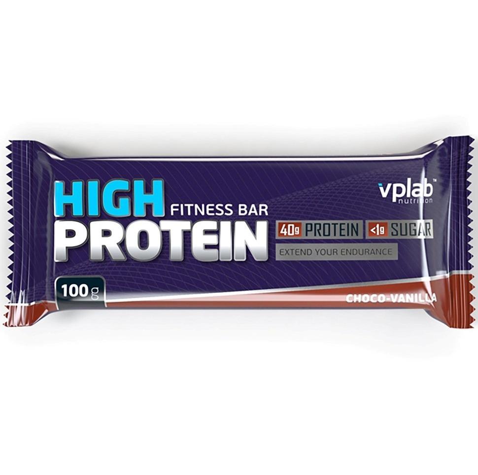 VPLab • 40% High Protein Bar • 100 гр.