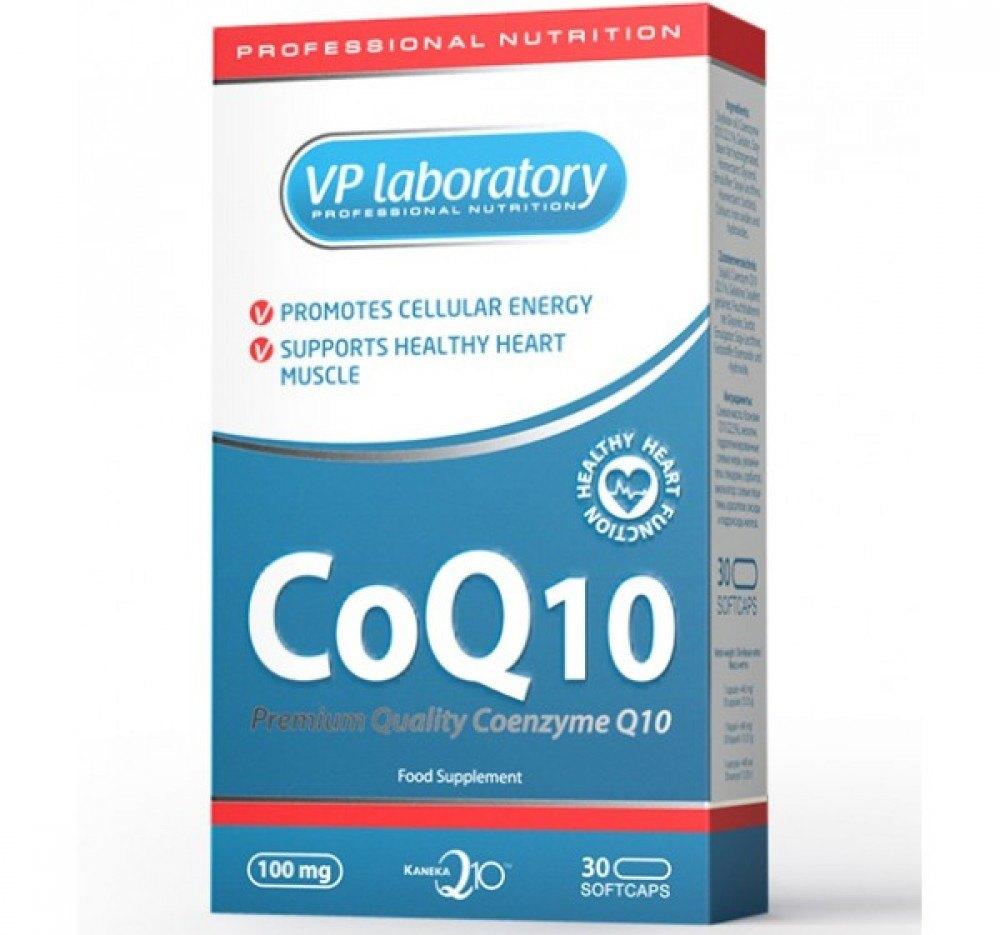 VPLab • CoQ10 • 30 Caps.