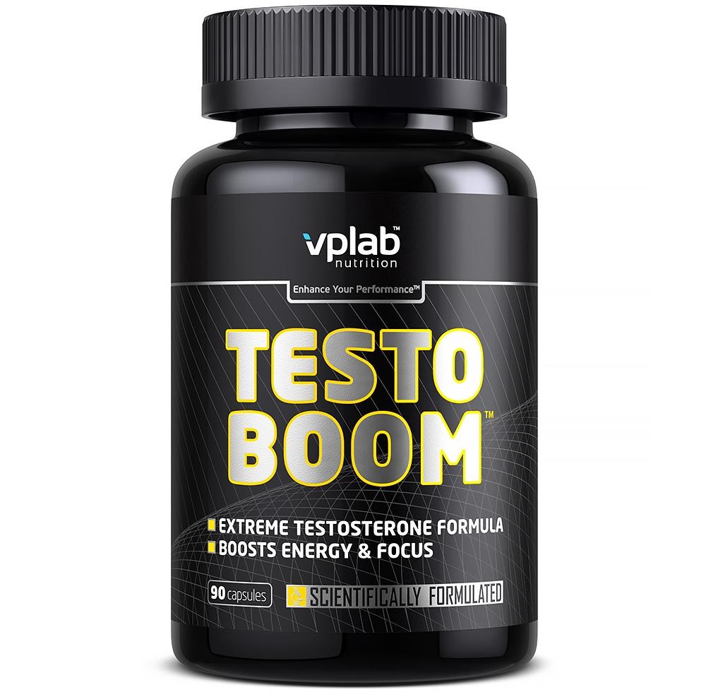 VPLab • Testoboom • 90 caps.